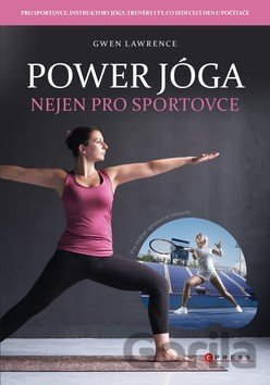 Kniha Power jóga - Gwen Lawrence