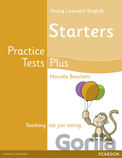 Kniha Young Learners English - Starters - Students' Book - Marcella Banchetti