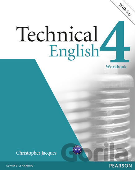Kniha Technical English 4 - Workbook - Christopher Jacques
