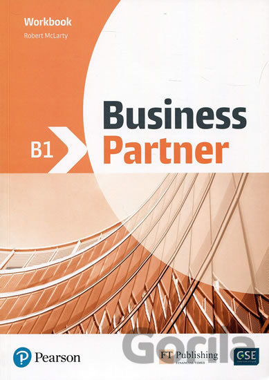 Kniha Business Partner B1 - Workbook - Robert McLarty