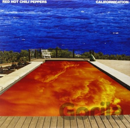 Red Hot Chili Peppers: Californication LP