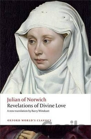 Kniha Revelations of Divine Love - Julian Of Norwich