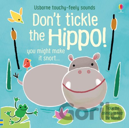 Kniha Don't Tickle the Hippo! - Sam Taplin