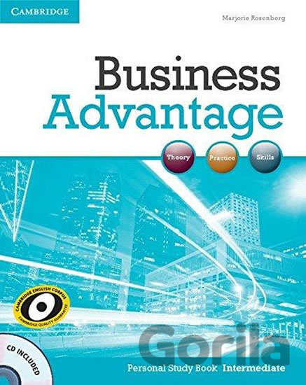 Kniha Business Advantage - Intermediate - Marjorie Rosenberg
