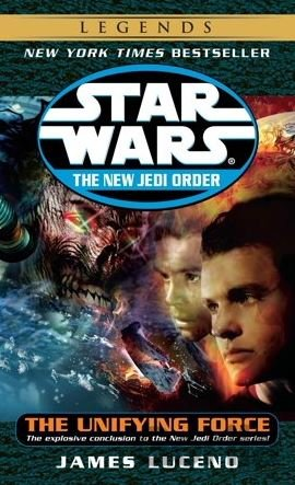 Kniha Star Wars: The Unifying Force - James Luceno