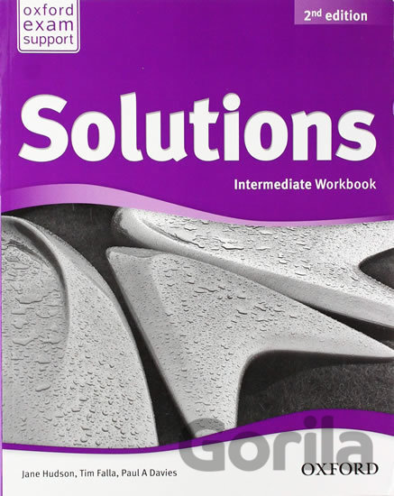 Kniha Solutions - Intermediate - Workbook - Paul A. Davies, Tim Falla