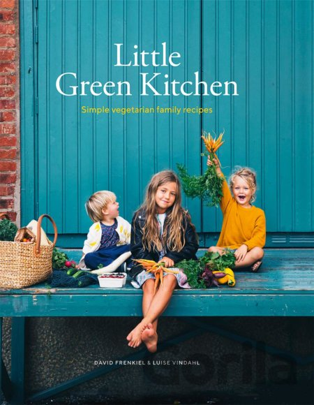 Kniha Little Green Kitchen - David Frenkiel, Luise Vindahl