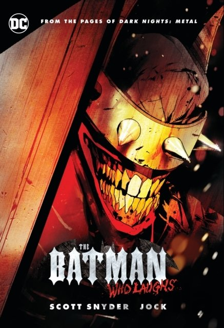 Kniha The Batman Who Laughs - Scott Snyder