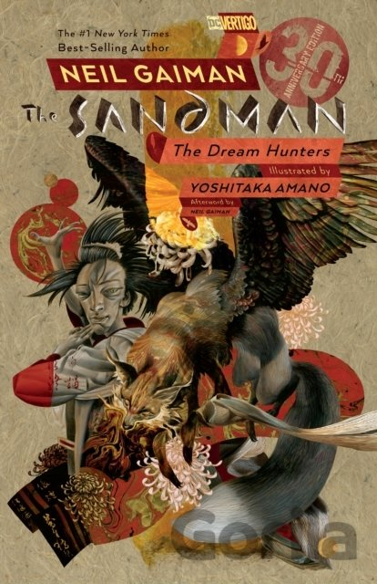 Kniha The Sandman: The Dream Hunters - Neil Gaiman