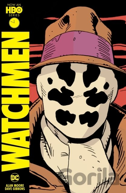 Kniha Watchmen - Alan Moore, Dave Gibbons