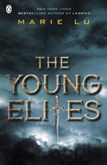 Kniha The Young Elites - Marie Lu