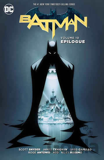 Kniha Batman 10: Epilog - James IV Tynion, Scott Snyder