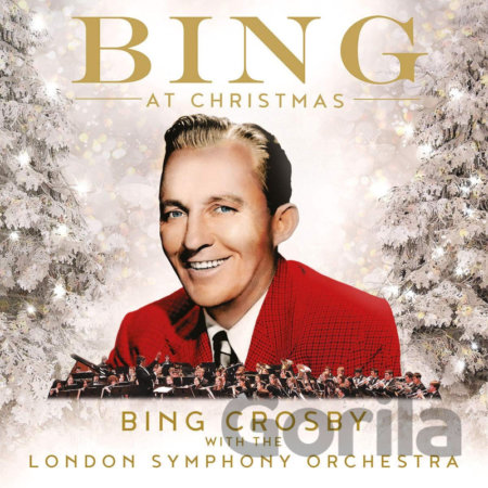 CD album Bing Crosby: Bing At Christmas