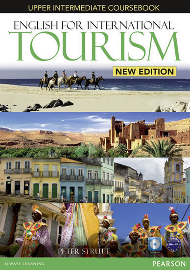 Kniha English for International Tourism - Upper Intermediate - Coursebook - Peter Strutt