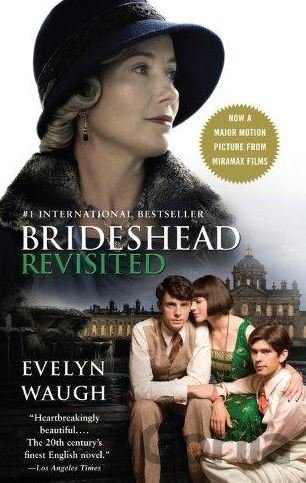 Kniha Brideshead Revisited - Evelyn Waugh