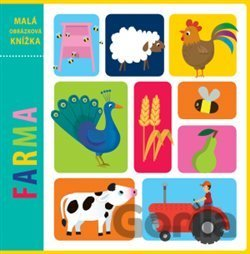 Kniha Farma - Amy Cartwright