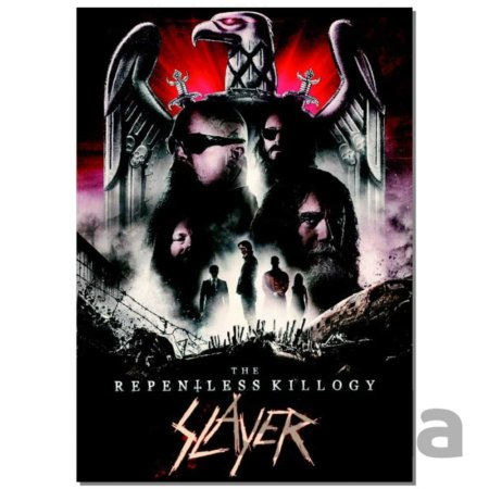 Blu-ray Slayer: The Repentless Killogy - Slayer