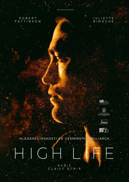 DVD High Life - Claire Denis