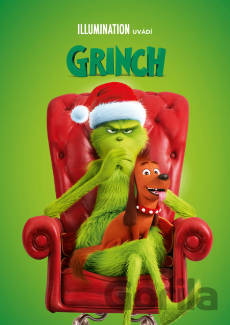 DVD Grinch - Yarrow Cheney, Scott Mosier