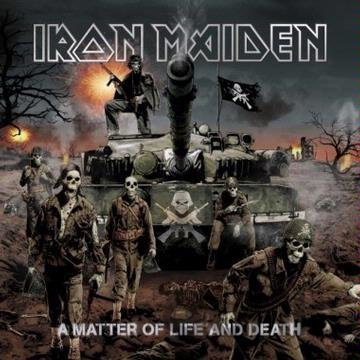 CD album Iron Maiden: A Matter Of Life And Death