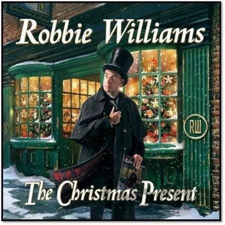 Robbie Williams: Christmas Present LP