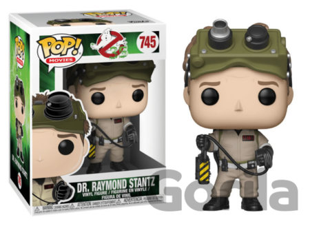 Funko POP Movies: Ghostbusters - Dr. Raymond Stantz