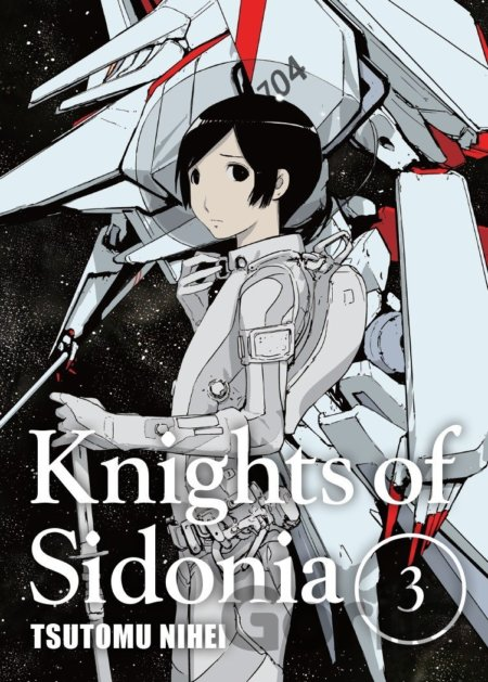 Kniha Knights of Sidonia (Volume 3) - Tsutomu Nihei