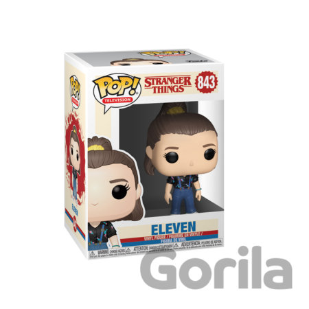 Funko POP TV: Stranger Things 3 - Eleven