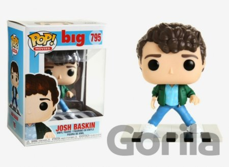 Funko POP Movies: Big - Josh w/Piano Outfit