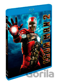 Blu-ray Iron Man 2. - Jon Favreau