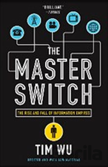 Kniha The Master Switch - Tim Wu
