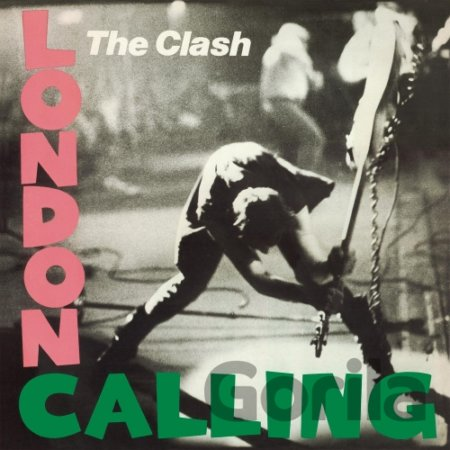 The Clash: London Calling LP