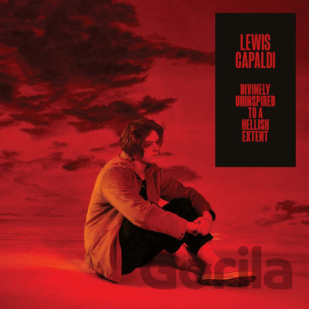 CD album Lewis Capaldi: Divinely Uninspired To A Hellish Extent