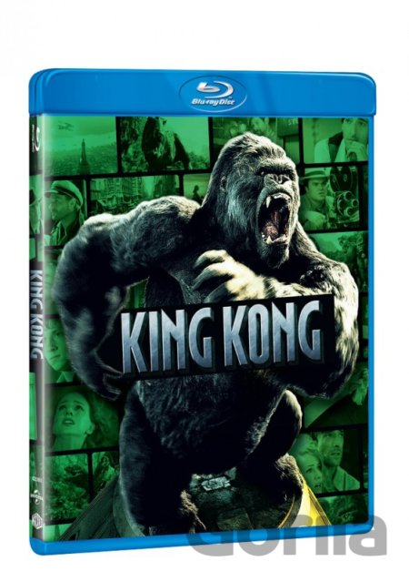 Blu-ray King Kong (2005) (Blu-ray) - Peter Jackson