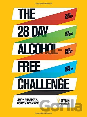 Kniha The 28 Day Alcohol-Free Challenge - Andy Ramage, Ruari Fairbairns