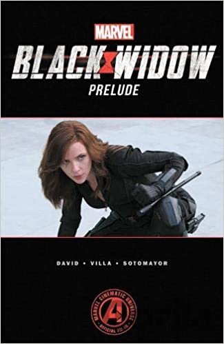 Kniha Marvel's Black Widow Prelude - Peter David