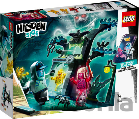 Hra LEGO Hidden Side 70427 Vitaj v Hidden Side