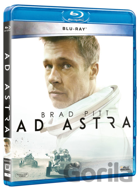 Blu-ray Ad Astra - James Gray