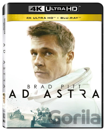 UltraHDBlu-ray Ad Astra Ultra HD Blu-ray - James Gray