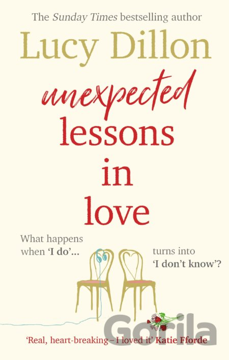 Kniha Unexpected Lessons in Love - Lucy Dillon