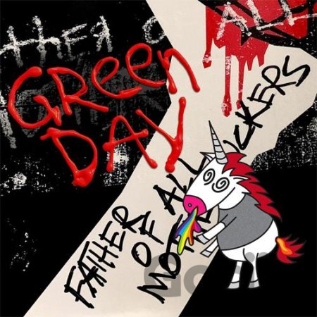 CD album Green Day: Father Of All...