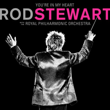 Rod Stewart: With The Royal Philharmonic Orchestra LP