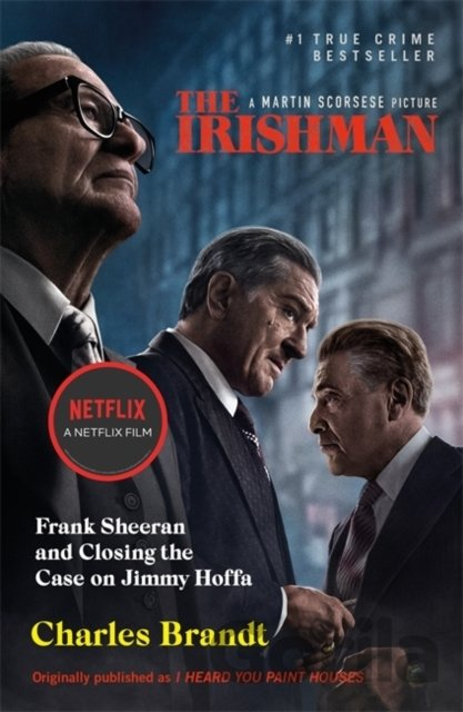 Kniha The Irishman - Charles Brandt