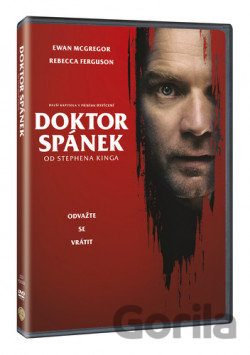 DVD Doktor Spánek od Stephena Kinga - Mike Flanagan