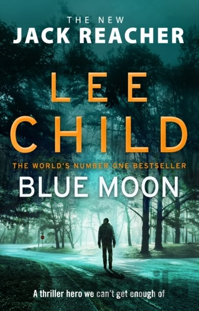 Kniha Blue Moon - 3Lee Child