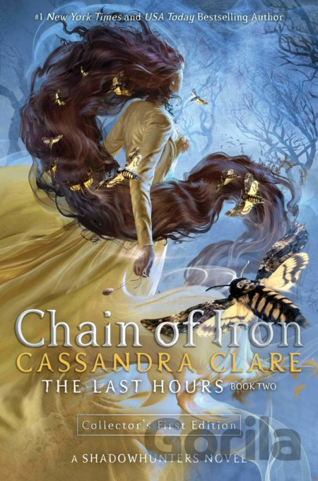 Kniha Chain of Iron - Cassandra Clare
