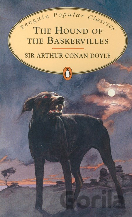 Kniha The Hound of the Baskervilles (Sir Arthur Conan Doyle) (Paperback) - Arthur Conan Doyle