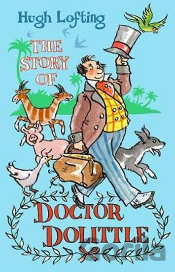 Kniha The Story of Doctor Dolittle - Hugh Lofting