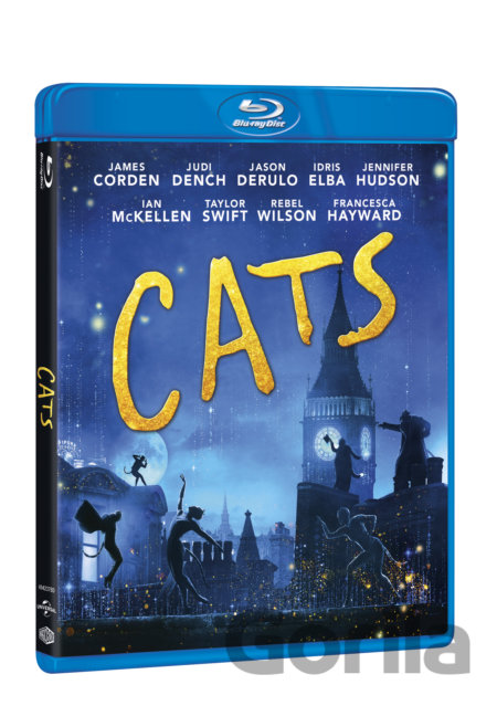 Blu-ray Cats - Tom Hooper