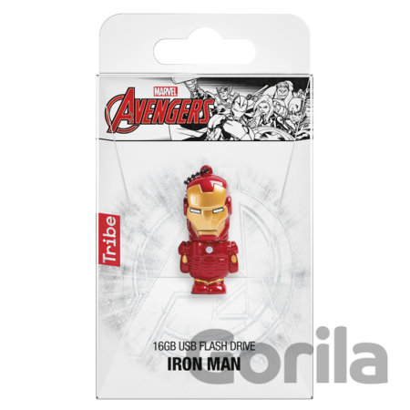 USB kľúč Iron Man 16 GB